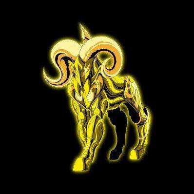 Les armures des chevaliers d'or