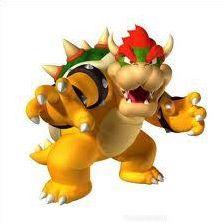 Les personnages de Mario