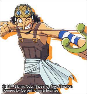 Ce personnage fait-il partie de la bande de Luffy ?