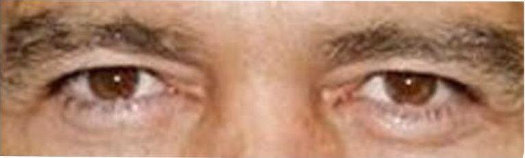 Les yeux des actrices et acteurs étrangers