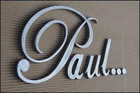 ''Paul''