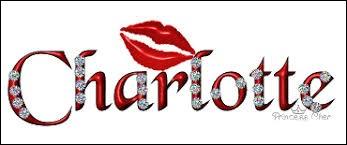 ''Charlotte''