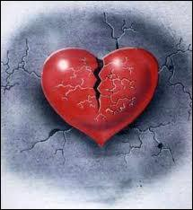 Quelle destination pour les blessures d'amour ... .
