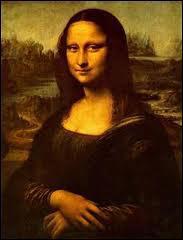 Qui a peint 'La Joconde' ?