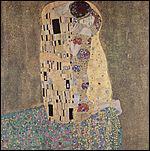 De 1906 à 1908, quel autrichien a peint 'Le Baiser' ?