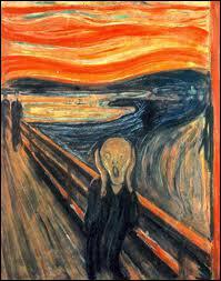 Quel peintre expressionniste a réalisé 'Le Cri' en 1893 ?