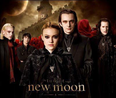 Quelle est la famille qui règne sur les vampires ?