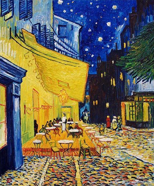 Peintres de nuit !