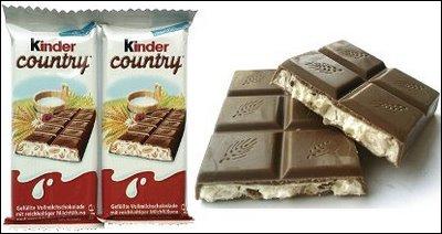 Comment s'appelle cette barre au chocolat ?