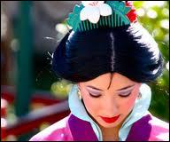 Qui est cette jolie chinoise ?