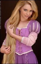 Qui est cette jolie héroïne aux cheveux merveilleux ?