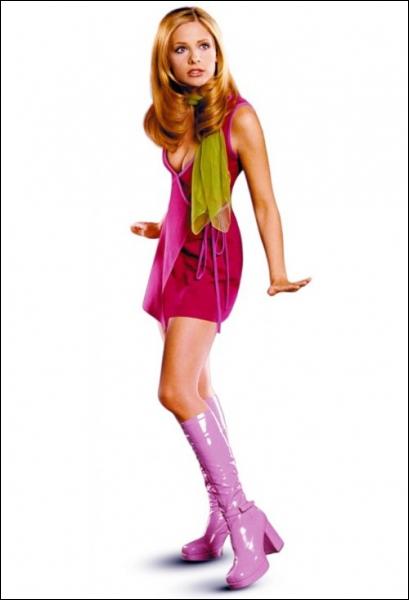 Quel personnage incarne-t-elle dans 'Scooby-Doo' ?