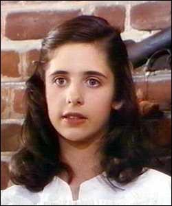 Dans quel téléfilm incarne-t-elle une future Première Dame des USA alors adolescente ?
