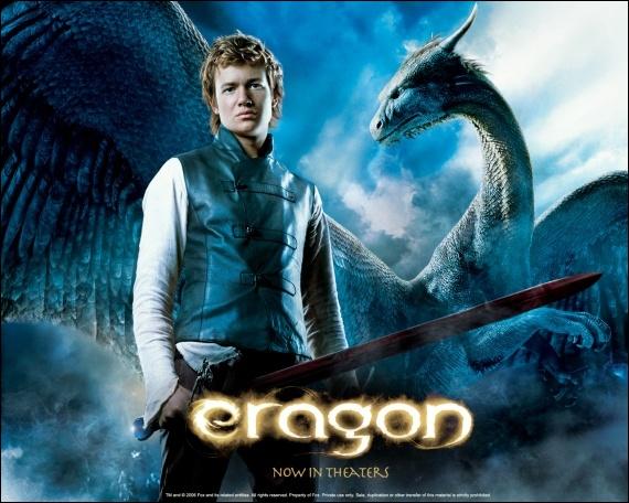 Comment s'appelle le dragon du personnage Eragon ?