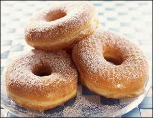 Quel personage de série mange beaucoup de donuts ?