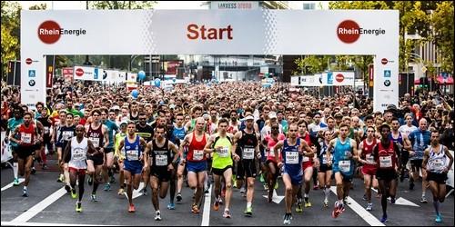 Sur quelle distance se court le marathon ?