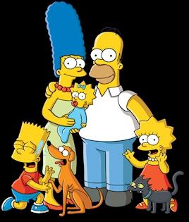 Combien de personnes dans les Simpson ? ( cette question ne correspond pas forcement a l'image, a vous de reflechir qui on voit le plus avec la famille )