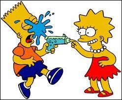 Dans la famille Simpsons qui est le (la) plus intelligent(e) ?