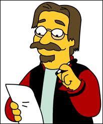 Qui a dessiné les Simpson ?