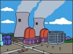 Où travaille Homer ?