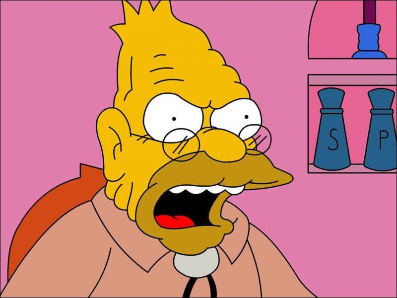 Quel est le nom du père d'Homer ?