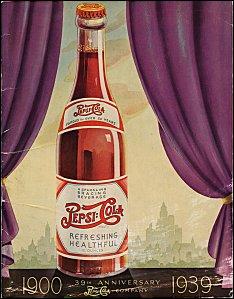 D'où vient le nom du soda Pepsi ?