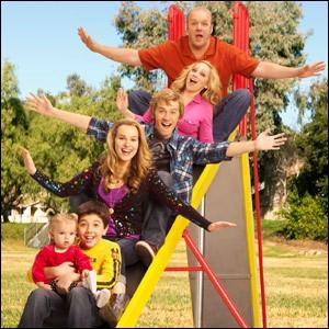 Cette série explique les aventures de la famille...