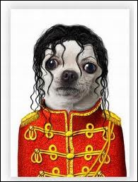 C'est le roi de la pop :