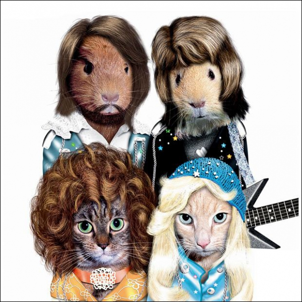 C'est le groupe phare de la période disco :
