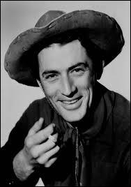 Il a joué dans plusieurs westerns et il est aussi connu pour son interprétation du Capitaine Achab dans Moby Dick. Qui est-il ?