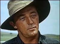 Ce célèbre acteur a joué dans 'La rivière sans retour'. Qui est cet acteur qui s'est aussi illustré dans la chanson ?