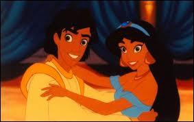 De qui Aladdin est-il amoureux ?