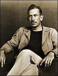 Quel écrivain américain a publié en 1937 'Des souris et des hommes' et en 1939 'Les raisins de la colère' ?