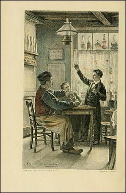 Qui a publié en 1868 un roman autobiographique intitulé 'Le Petit Chose' ?