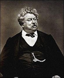 Qui est l'auteur du roman historique 'Les Trois Mousquetaires' publié en 1844 ?