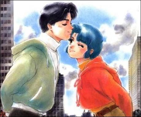 Dans quel manga peut-on voir ce 'couple' (Yû et Toshio) ?