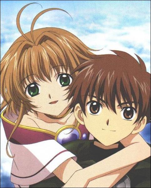 Dans 'Cardcaptor Sakura', qui est le rival de Lionel (Shaolan) dans le coeur de la jeune Sakura ?