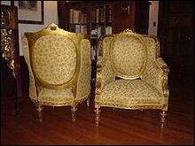 Comment s'appelle ce siège ?