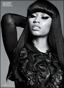 Quel genre de musique chante Nicki Minaj ?
