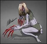 Comment s'appele ce zombie ?