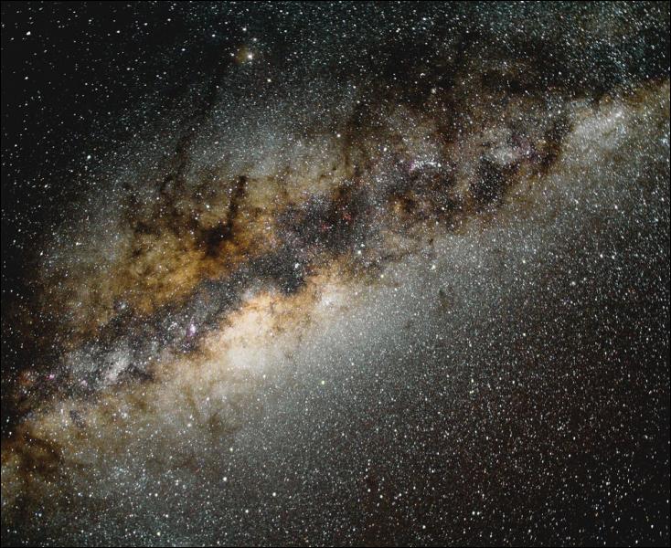 La Voie lactée est l'autre nom donné au système solaire.