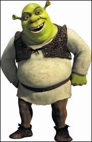 Comment s'appelle l'ogre vert qui vit dans les marais ?