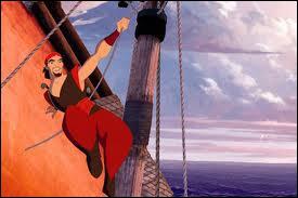 Comment s'appelle l'aventurier de la légende des 7 mers ?