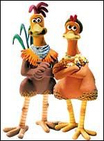 Comment s'appelle le coq qui veut aider les poules à s'évader du poulailler ?