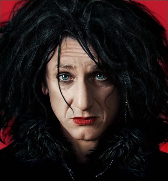 Sean Penn qui copie Bill Kaulitz, c'est dans :