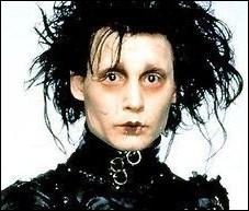 Johnny Depp en coiffeur ébouriffé, c'était dans :