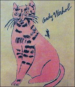 Quel est le titre de cette oeuvre de Andy Warhol ?