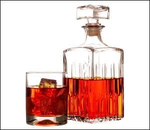 Quand il ne s'agit pas d'une famille royale le bourbon est un alcool voisin du whisky, consommé surtout aux Etats-Unis. Quelle céréale est principalement utilisée pour son élaboration ?