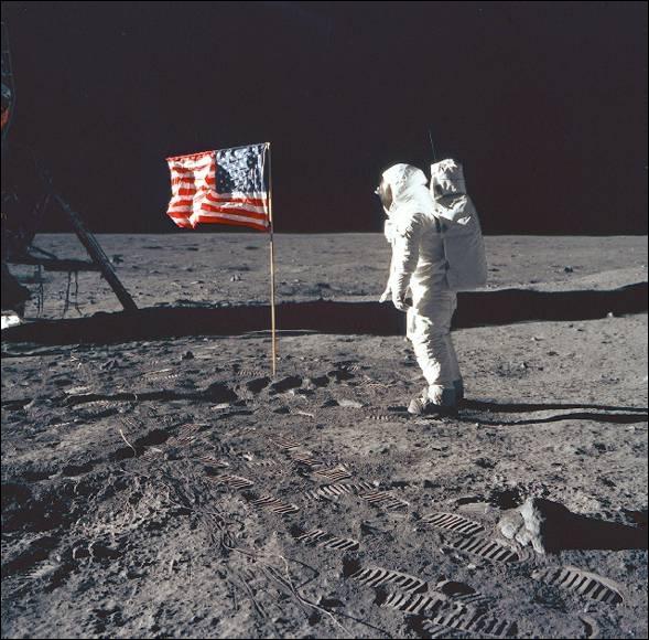Neil Armstrong est le premier homme à marcher sur la Lune. Mais en quelle année ?