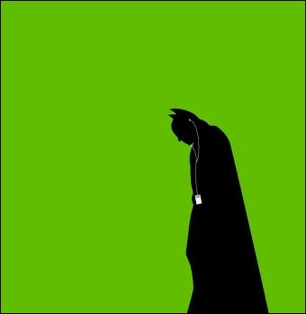 Catégorie Super-héros, c'est...